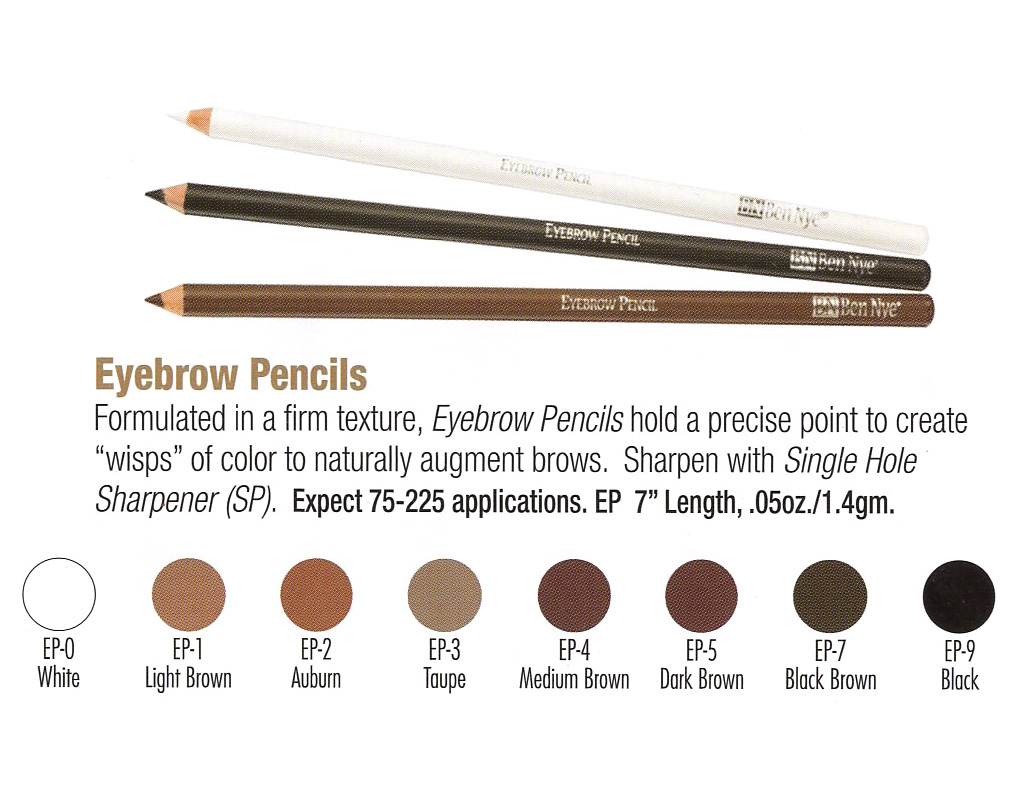 Ben Nye - Eyebrow Pencils