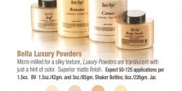 Ben Nye - Bella Luxury Powders