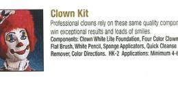 Ben Nye - Clown Kit
