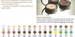 Ben Nye - Powder Eye Shadows