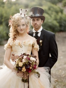 Steampunk-Wedding